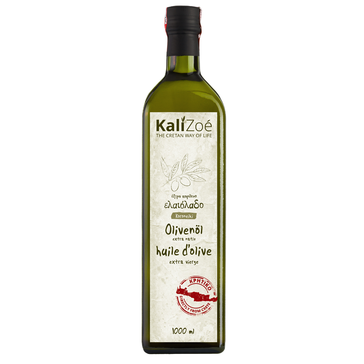Huile d'olive extra vierge – 1L